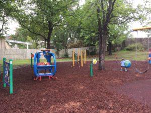 ブリスベン Taringa Playground 公園の遊具