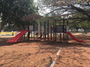 ブリスベン 公園