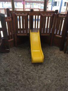 【ブリスベン】7th Brigade Parkの遊具