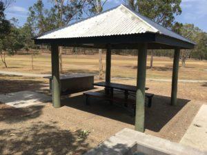 【ブリスベン】7th Brigade Parkのバーベキュー設備