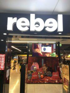 オーストラリア rebel
