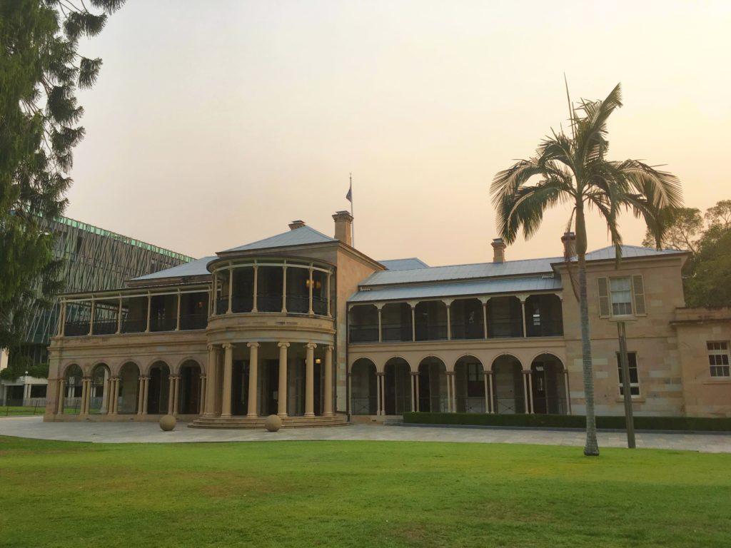 旧総督公邸 Old Government House