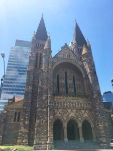 セントジョンズ大聖堂