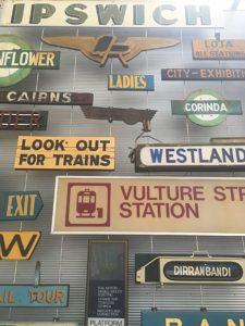 ブリスベン 鉄道博物館