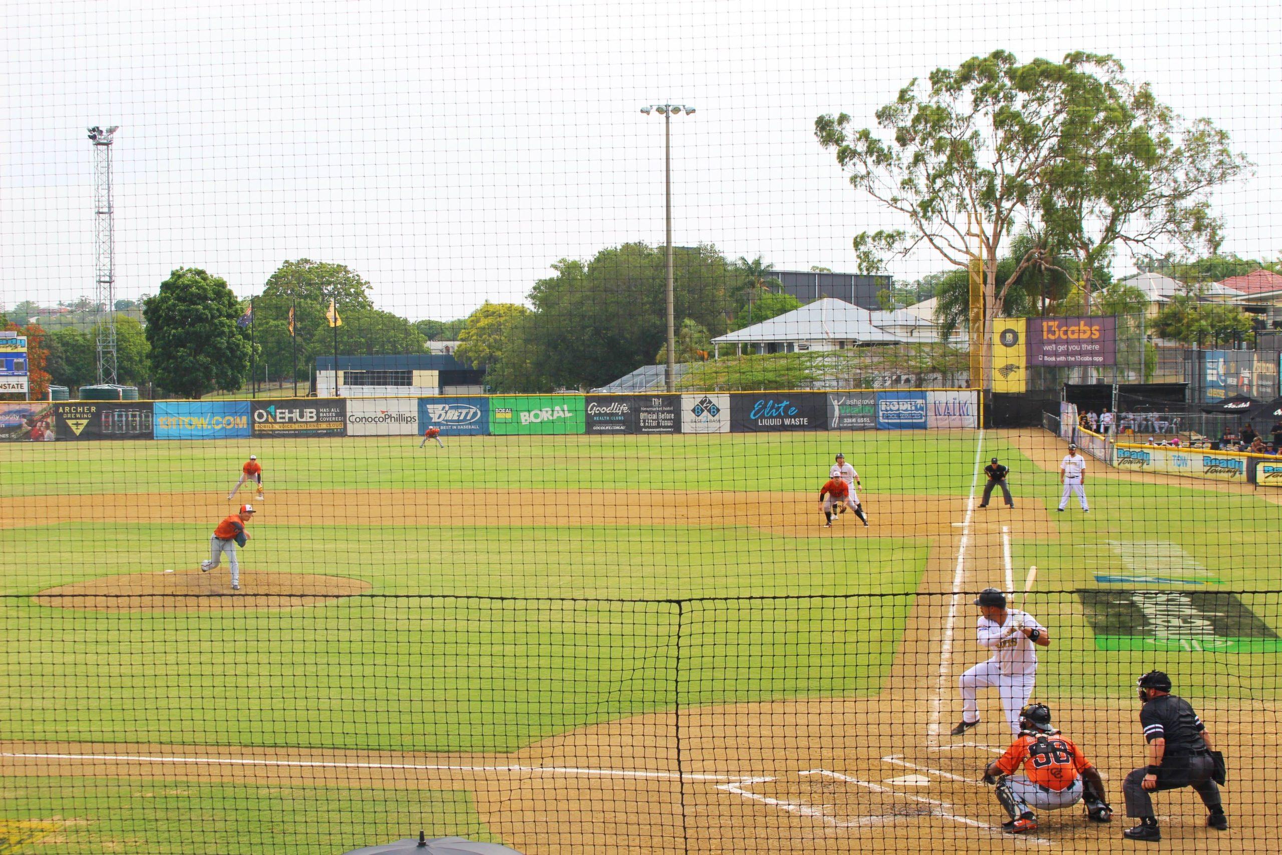 オーストラリア 野球
