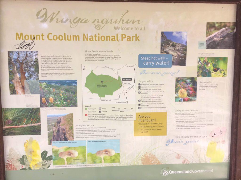 ブリスベンから行けるマウントクーラム(Mt. Coolum)とは?