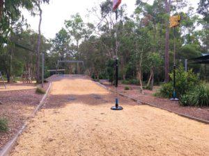 ブリスベン・カラムヴェールの公園(Calamvale District Park)